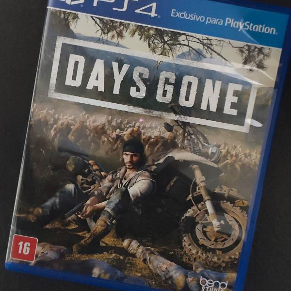 Days gone / ps4