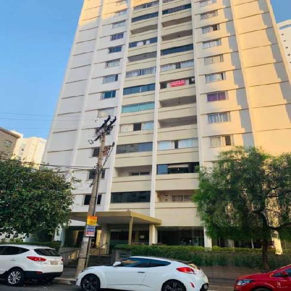 Edifício bremen setor oeste 108m 03 qtos uma vaga garagem