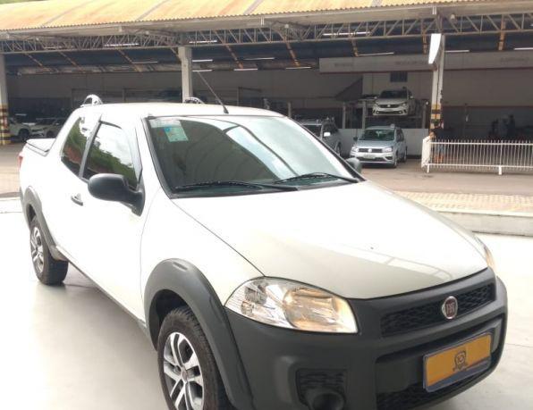 Fiat strada working 1.4 mpi fire flex 8v cs flex - gasolina
