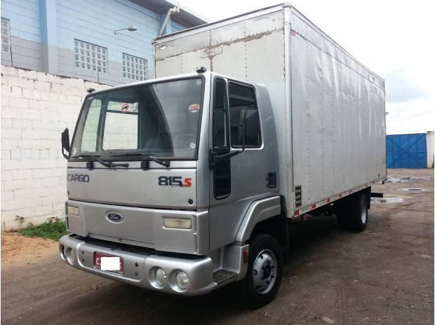 Ford cargo 815-s bau