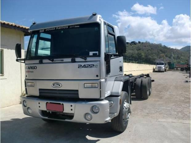 Ford cargo 24-22 2010