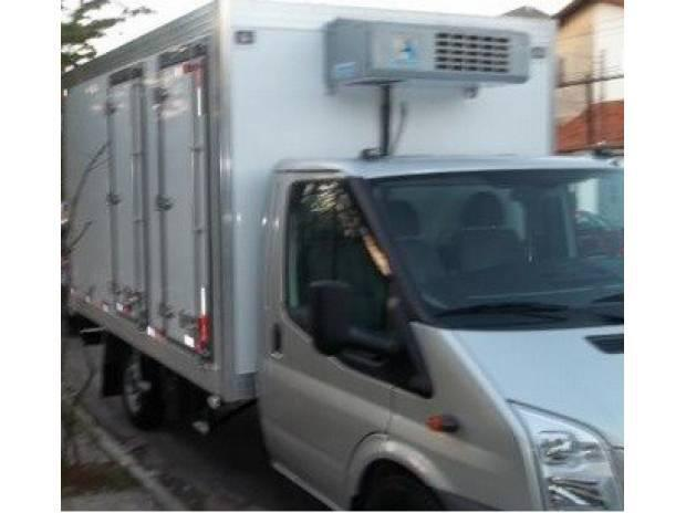 Ford transit 2012/13 c/ bau refrigerado r$ 15.500,00