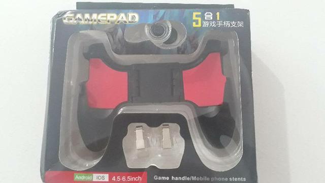 Gamepad 5 em 1 para android e ios
