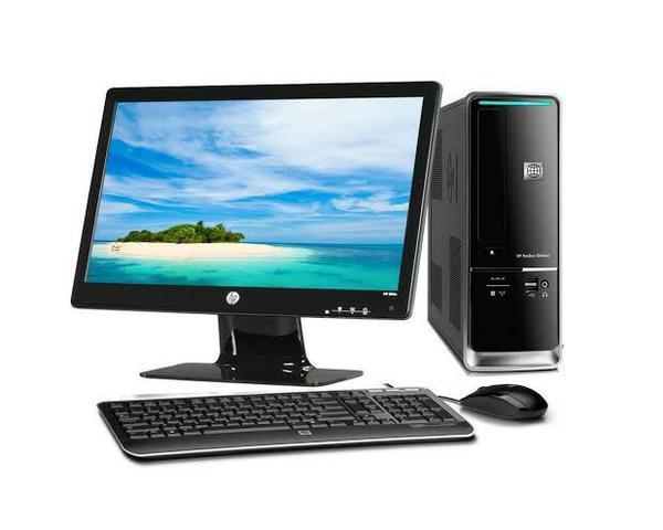 Hp intel core i3/4gb/500gb/wi-fi/19lcd
