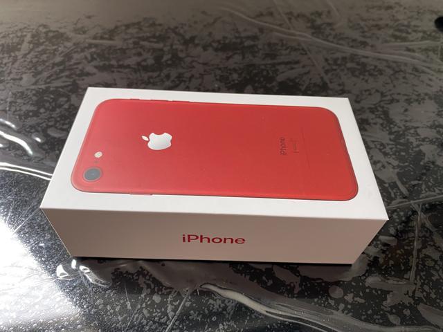 Iphone 7 red 128 giga