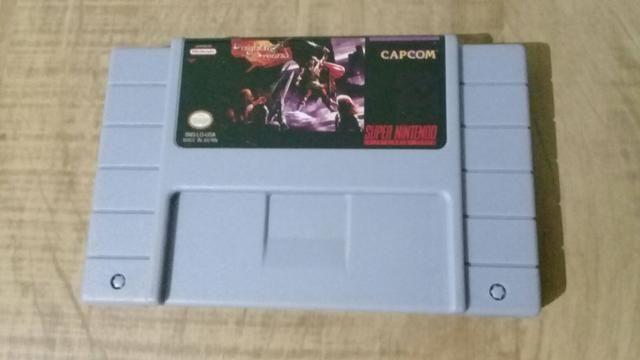Knights of the round - cartucho de video game super nintendo