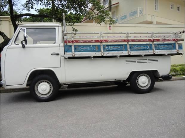 Kombi carroceria - toda original
