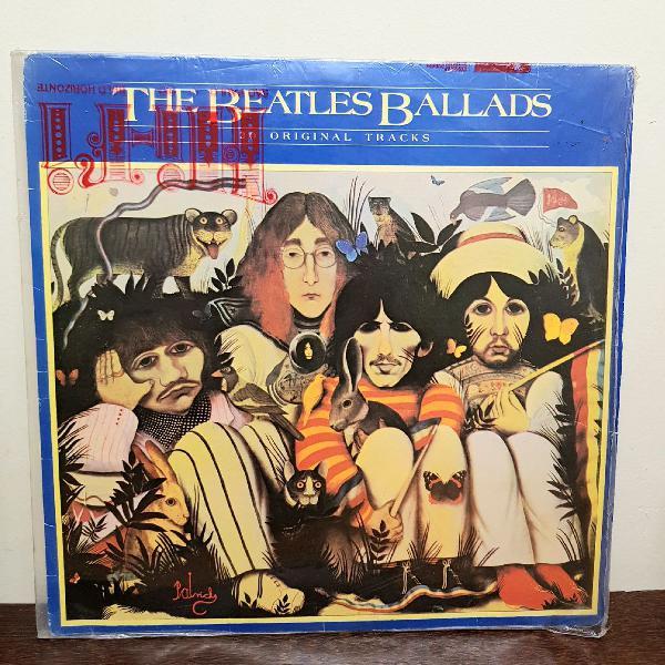 Lp the beatles - ballads 1980