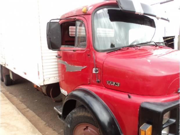 Mb 1113 76 truk bau