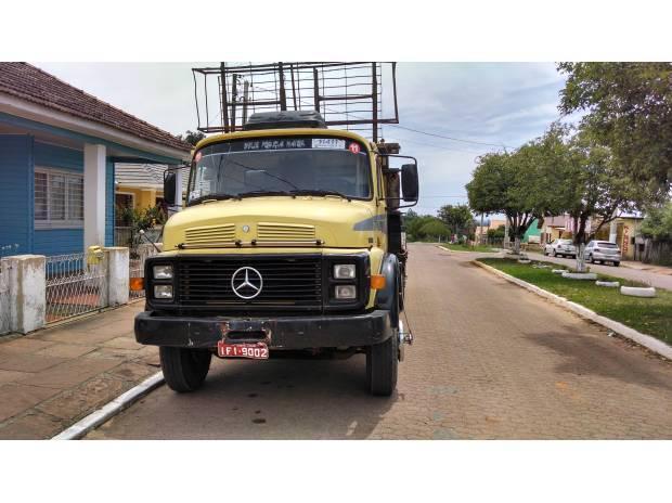 Mb 1513 truck