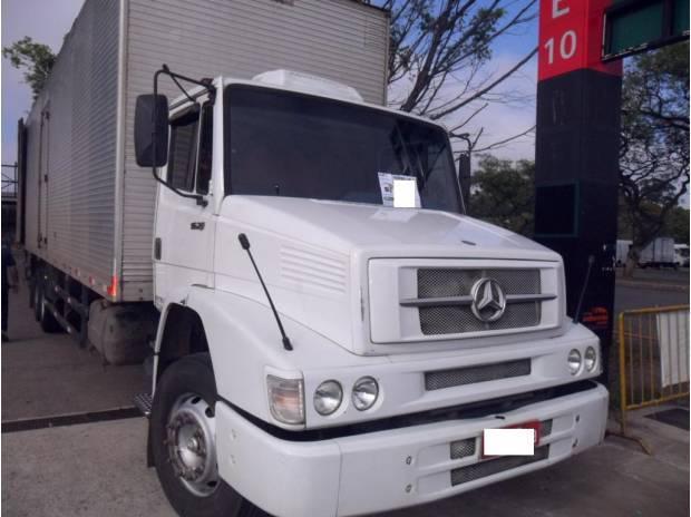 Mb 16 20 6x2 2000 c/baú 10,5 mts