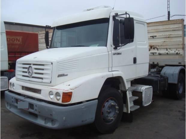 Mb 1634 4x2 2003 financia primeiro caminhão