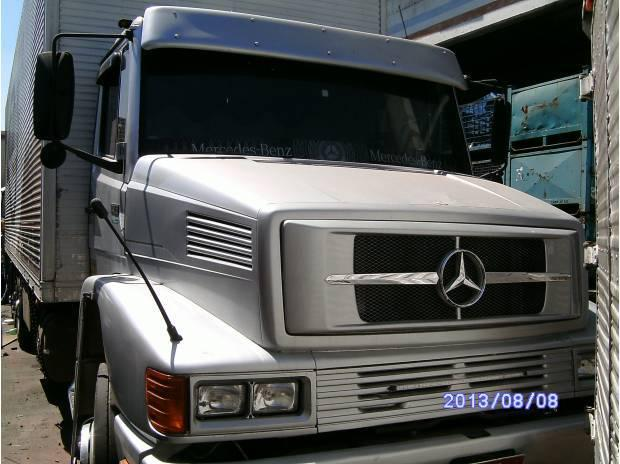 Mb 1938, 1999, cavalo mecânico truck, bicudo, teto alto, co