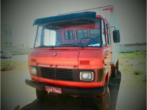 Mb 608 baú 1984