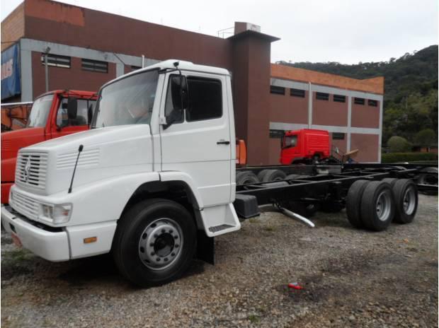 Mb l-1418 truck 1995