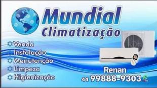 Mundial climatização