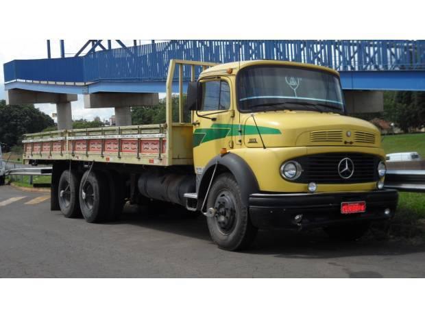 Mercedes benz 1113 - truck