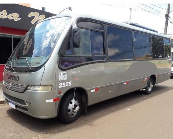 Micro onibus sênior m.benz lo-915 cód.6331 ano 2005
