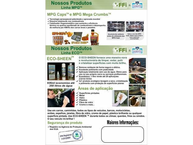 Mpg crumbs produto ecologico