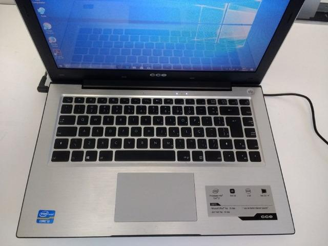 Notebook cce win t745 core i3-3217u