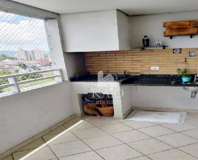 Oportunidade supremo 95m², 3 dormitórios, vila augusta