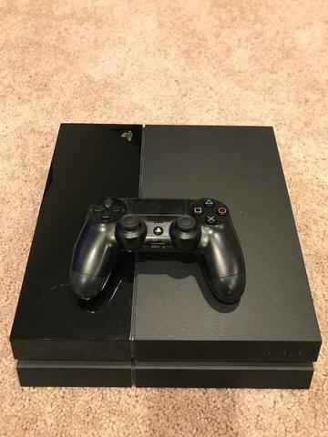 Playstation 4 - 500gb até 12x no cartão