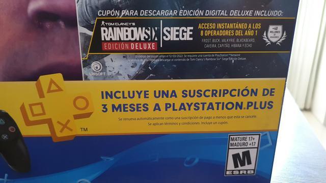 Playstation 4 slim 1tb kit 3 games + novo