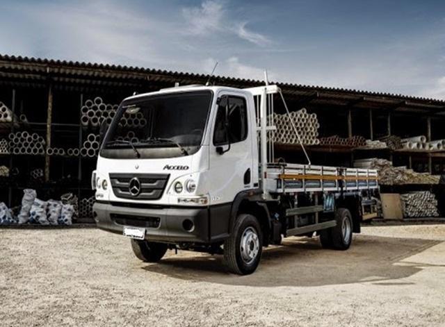 Primeiro caminhão novo ou usado com ou sem entrada
