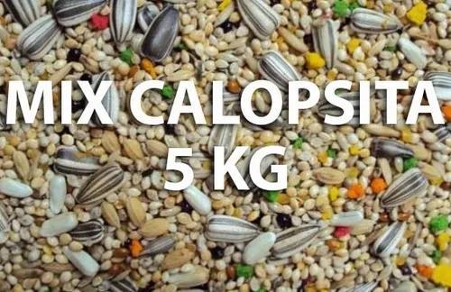 Ração mix mistura para calopsita 5 kg
