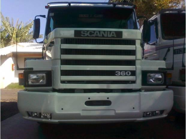 Scania 113 ano 1993 4x2 - 360 hp