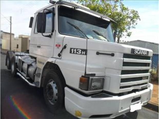 Scania 113h ano 1992 6x2
