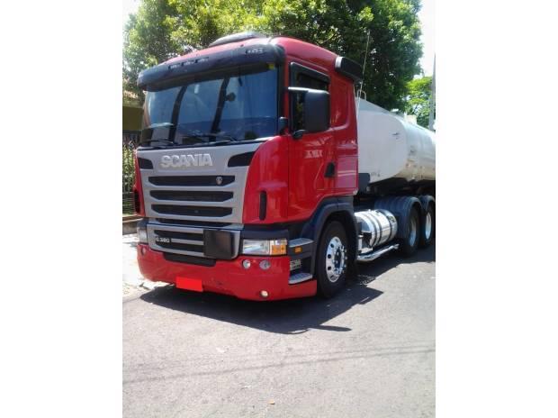 Scania g 380 6x2 ano 2010/11