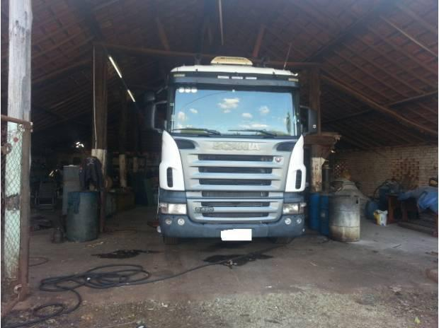 Scania g 420 2009 6x2 impecavel unico dono.