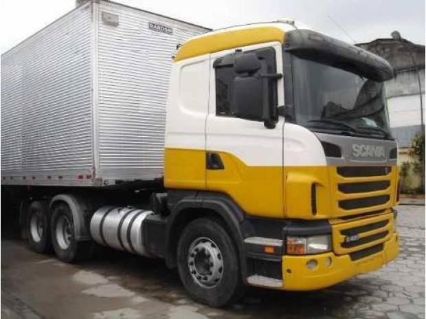 Scania g 420 6x2 2010/ 2011 unico dono