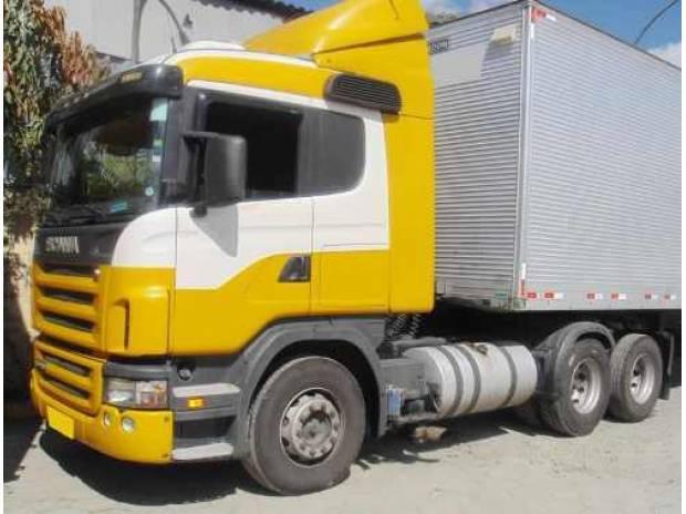 Scania g420 6x2 2009/2009 único dono