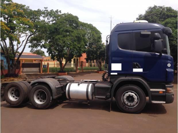 Scania g420 impecável de particular