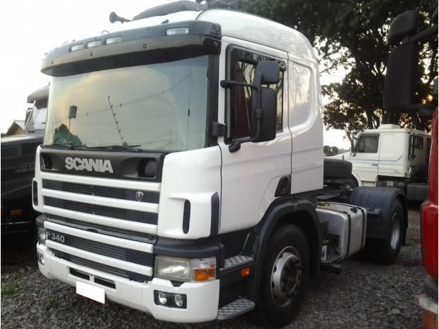 Scania p 340 4x2 ano 2007
