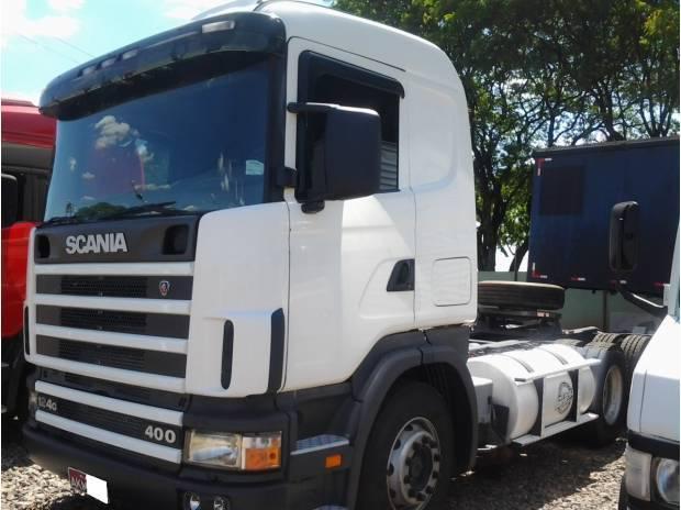 Scania r 124 400 6x2 ano 2002