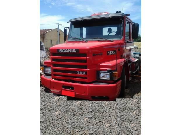 Scania t 113 h 360 6x2 ano 1995