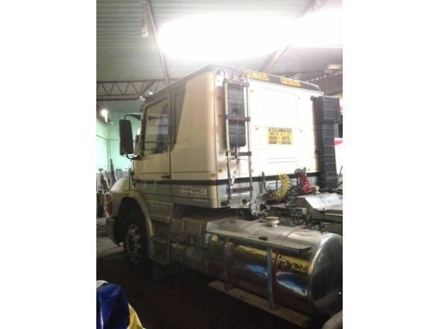Scania 113 ano 97 otimo est rodas de aluminio e tanque sul