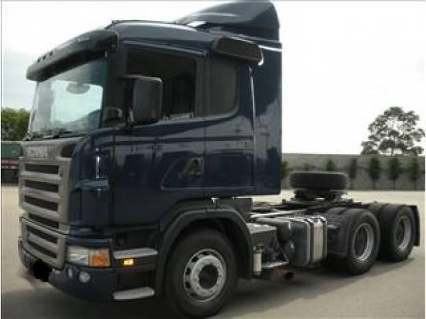 Scania g 470 ano 2009 azul