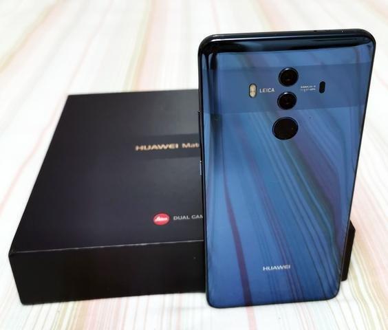 Smartphone huawei mate 10 pro 128gb ram de 06 gb