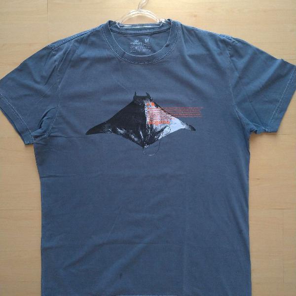 T-shirt masculina osklen