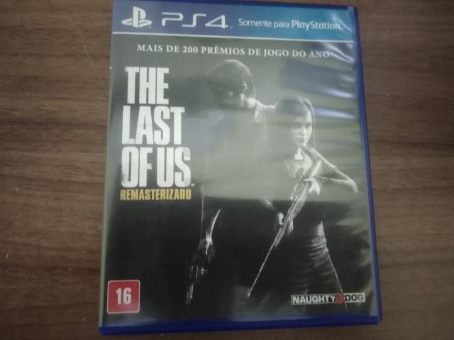 The last of us (ps4) remasterizado