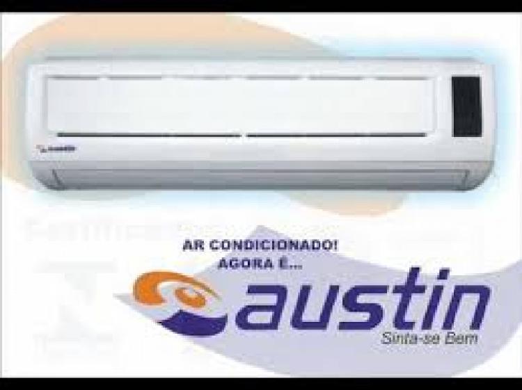 Vendo 02 ar condicionados com pouco uso