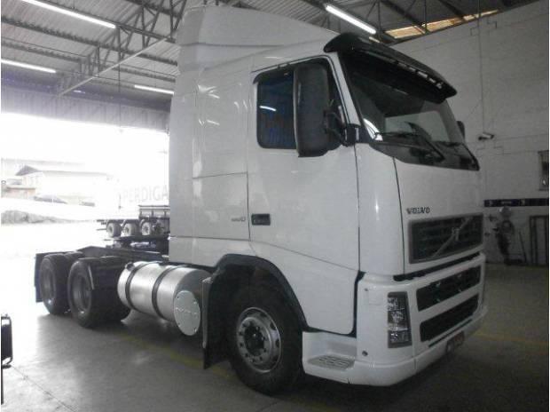 Volvo fh -12 - 380 6x2 ano 2004 estofamento truck arrasto