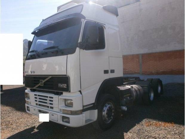 Volvo fh 12 - 380 ano 2001 6x2 teto alto