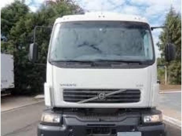 Volvo vm 23210 truck branco graneleiro mwm turbo novo