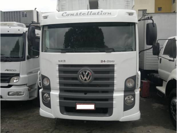 Vw 24250 chassi - ano 2011