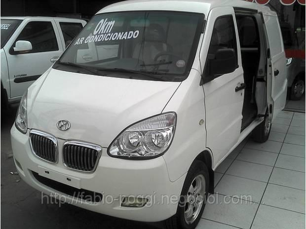 Van shineray 0km sy6390 2012 furgão